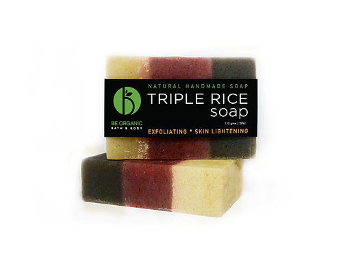 Triple Rice Soap 110g