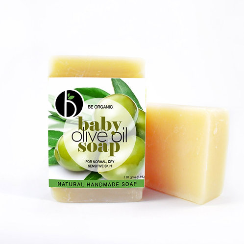 Baby Olive Oil Soap 110g