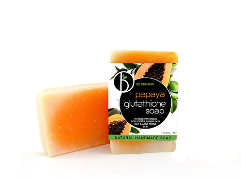 Papaya Glutathione Soap 110g
