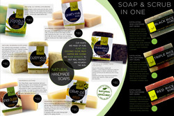 All Natural Handmade Soaps