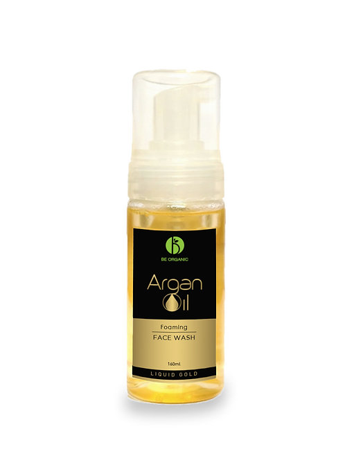 Argan Oil Face Wash 160ml