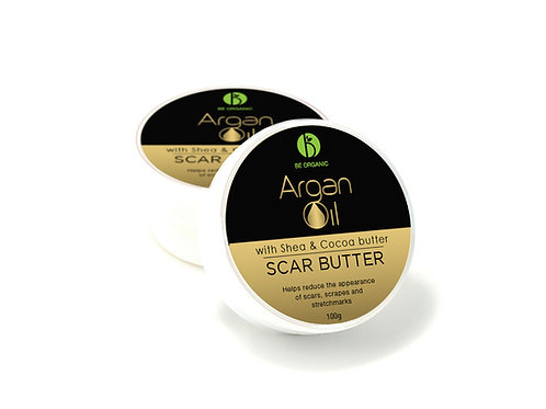 Argan Oil Scar Butter 100g