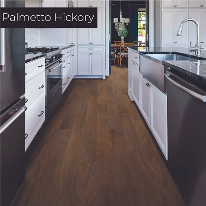 Palmetto Hickory Laminate Flooring, Sample