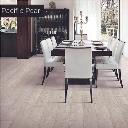 Pacific Pearl Oak Laminate Flooring, Sample
