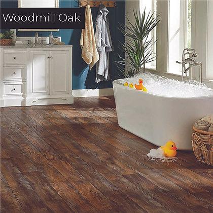 Woodmill Oak Laminate Flooring, Sample