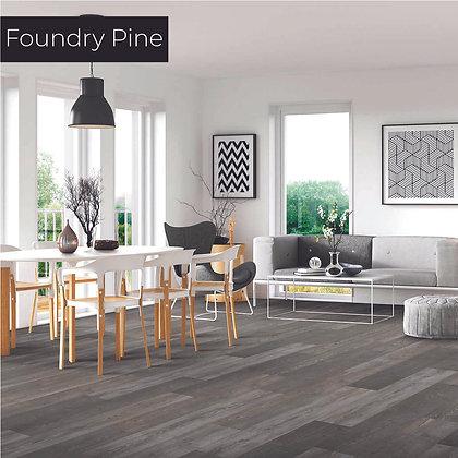 Foundry Pine Laminate Flooring, Sample