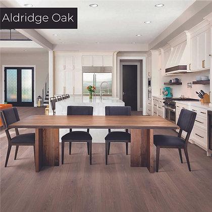 Aldridge Oak Laminate Flooring, Sample