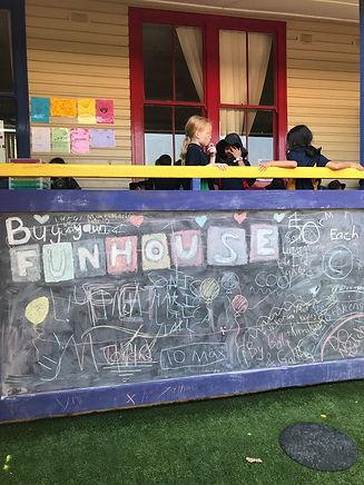 Funhouse chalk board.JPG