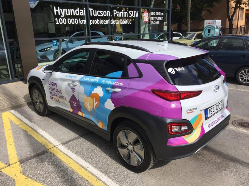 Telia Hyundai Kona