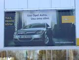 Opel banner