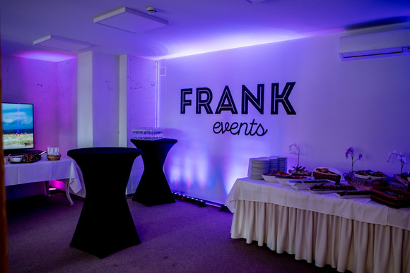 Frank Events mahulised tähed
