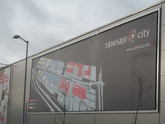 Tähesaju City banner