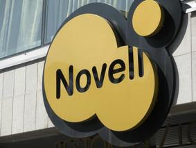 Novell mahuline reklaam