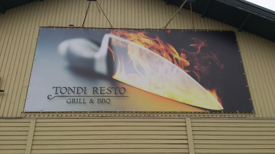 Tondi Resto banner