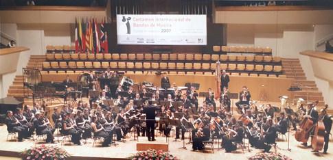 Certamen Internacional de Bandas de Música 'Ciudad de Valencia' 2007