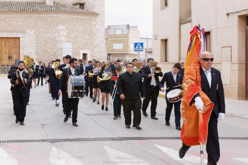Pasacalle en honor a San Jorge, 2018