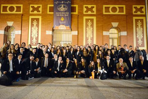 Concierto Gran Teatro de Manzanares, 2015