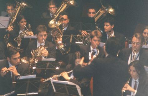 Certamen Nacional de Bandas de Música 'Ciudad de Murcia', 1998