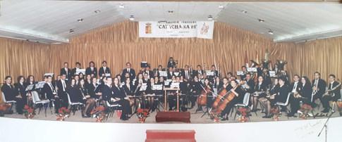 Concierto de Navidad, 2001