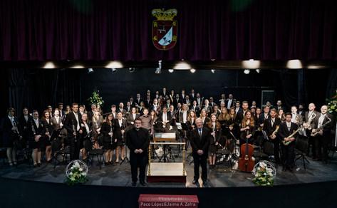 Concierto en honor a San Jorge, 2018