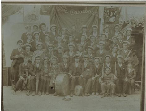 Catachana, 1900