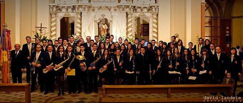 Santa Cecilia, 2012
