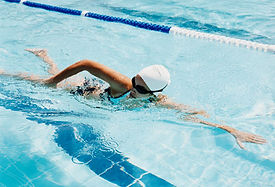 treatment for swimming injury