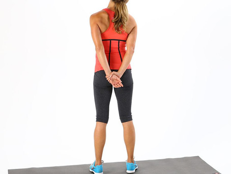 Stretches to Relieve Shoulder and Thoracic Pain