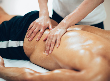 Things to Know before booking a Sports Massage