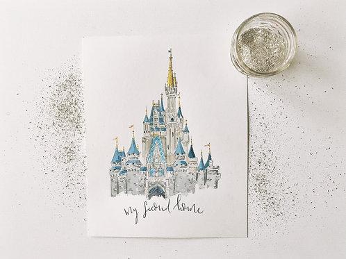 My Second Home, Cinderella's Castle