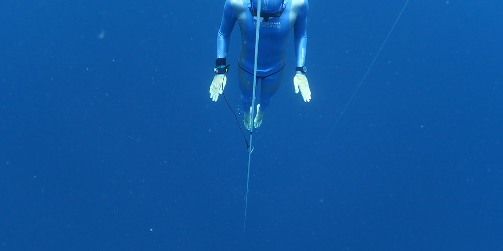AIDA 2 Freediver (pool) - 自由潛水証書課程 (廣東話) - 理论, 干练和池