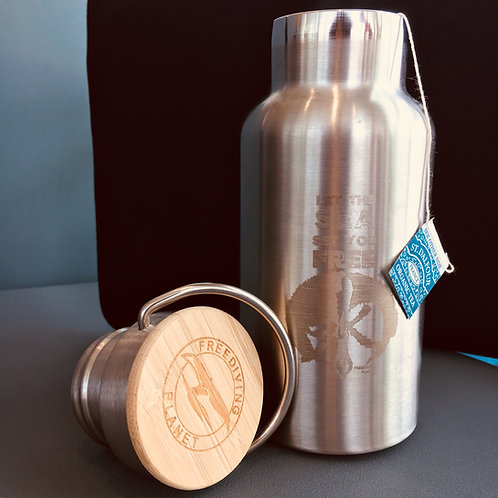 Insulated double-wall Bottle 350 ml / 12 oz - ECO FRIENDLY