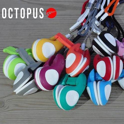 Standard Nose Clip - Octopus