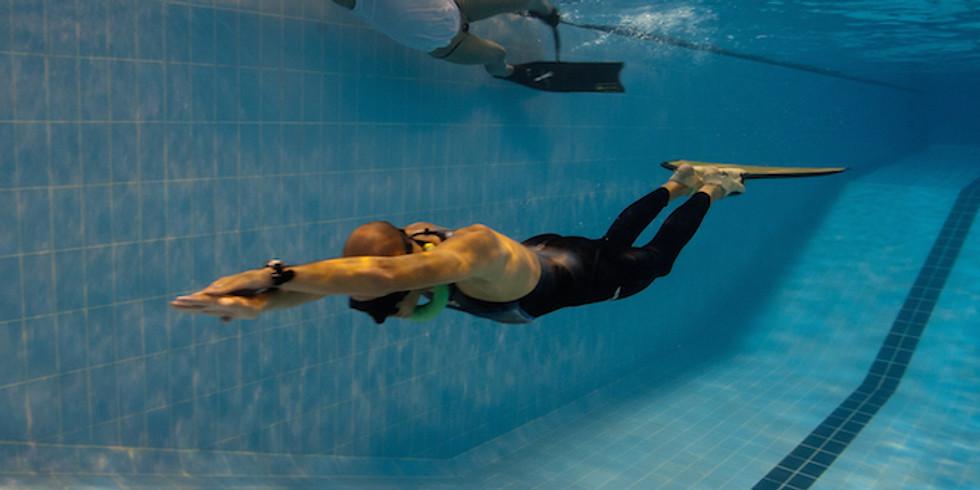 TRAINING - Dynamic Apnea / 泳池練習