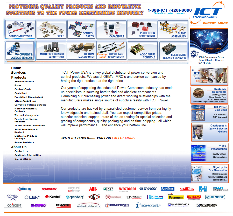 ICT Power USA