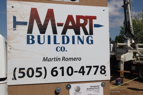 M-Art Building Company