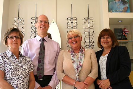 Staff Team at Darling Eyecare