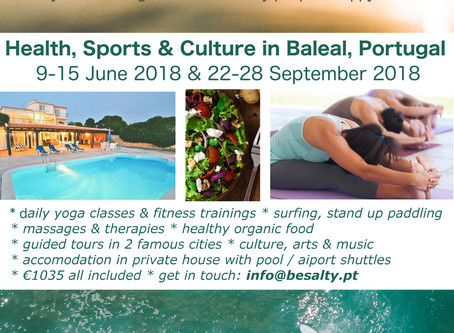 Do we have a date?  9-15th june & 22-28 september 2018