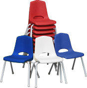 Children's Stack Chairs
