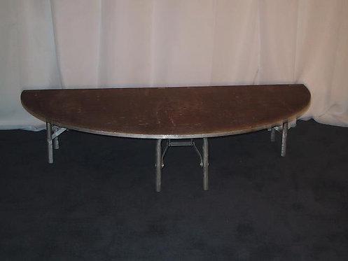 "Half-Round 60"" Table Riser"