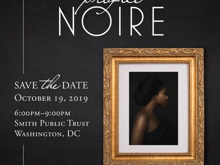 Profile Noire: October 19, 2019