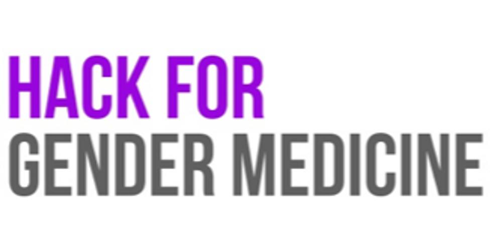 HACK FOR GENDER MEDICINE