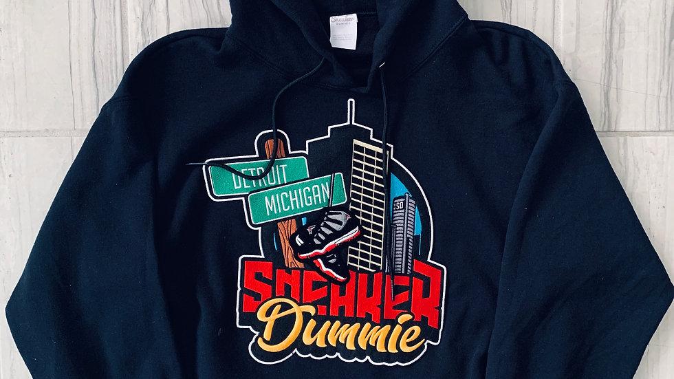 SneakerDummie Detroit 11 Hoodie