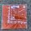 Thumbnail: Vlone City Morgue Orange Bandana