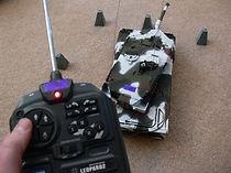 RC Tank Battles Rentals