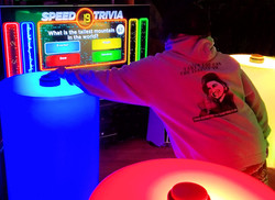 Speed Trivia Stations