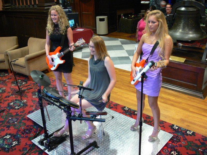 Rock Band Rental