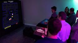 Arcade Classics Cabinet