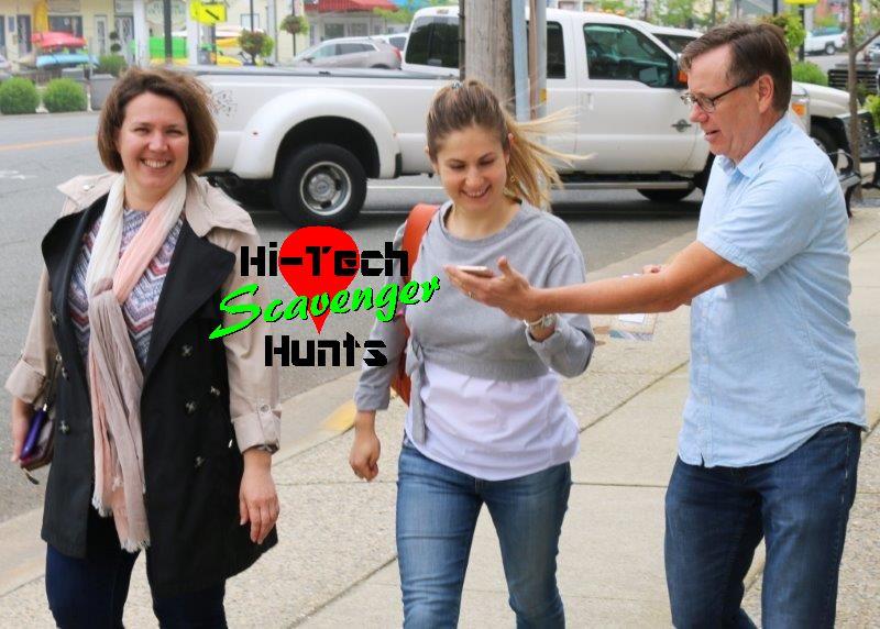 Hi Tech Scavenger Hunt