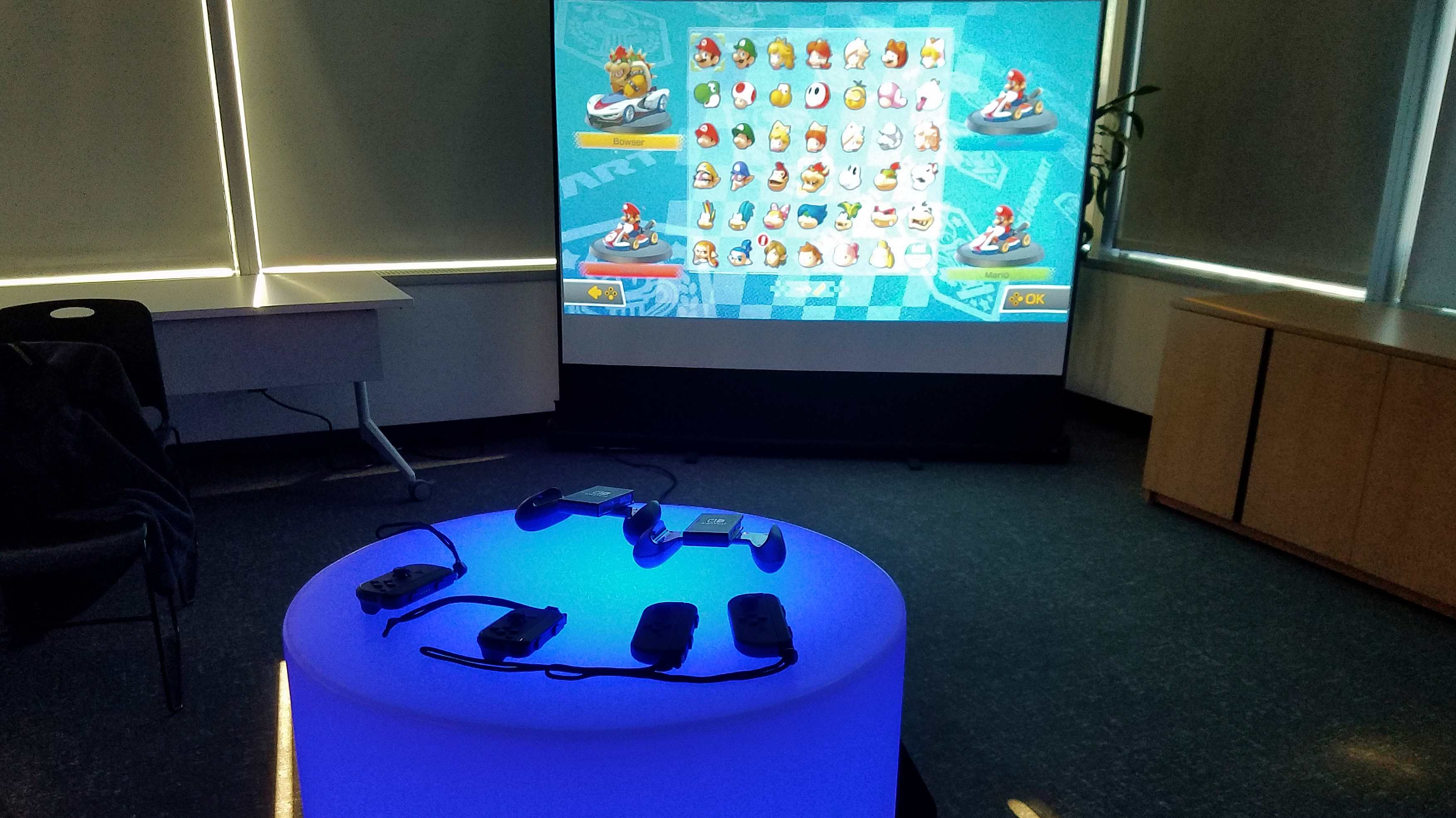Gaming Systems Rental